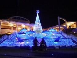 横浜クリスマスイルミネーション2013