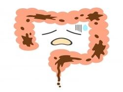 腸の水分量は1日9リットル!下痢の原因と対処法