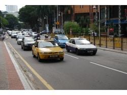 クアラルンプールのタクシー事情