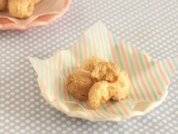 バレンタインに 材料3つで簡単チョコクッキー