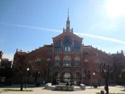 世界屈指の美しき病院、サンパウ病院/バルセロナ
