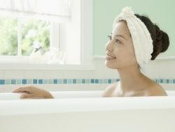 たった4つのポイントで痩せる入浴法!