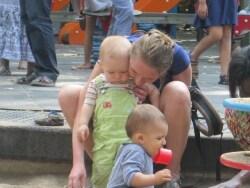 育児にポジティブな連鎖を起こすコツ