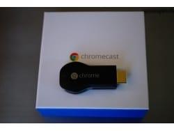 テレビでネット動画…Chromecast、dstick レビュー