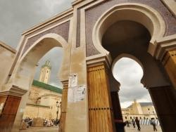 フェズ旧市街/モロッコ