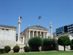 アテネ観光の拠点、シンタグマ広場周辺