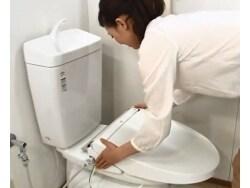DIY感覚で交換!「温水洗浄便座」でエコ&快適トイレ