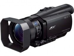 ソニー「FDR-AX100」と4K映像編集ソフトの選び方
