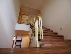 間取りのキーポイントは階段にあり