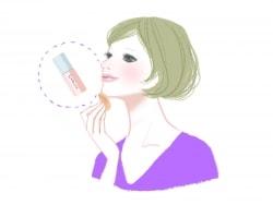 顔と首の色が違う場合のファンデーションの選び方