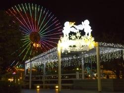横浜・みなとみらいクリスマスイルミネーション2014