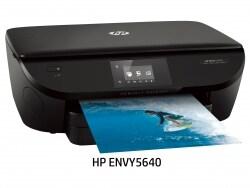 お買い得なインクジェット複合機「HP ENVY5640」