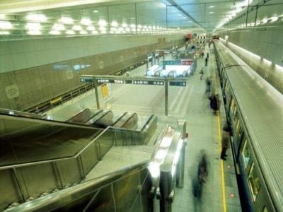MRTは台北観光に大変便利©中華民國観光局/上允傳撮影