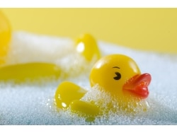 親子で作るアロマバスボム入浴剤