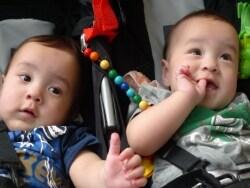 名づけQ&A:双子の男の子の名前に共通性を持たせたい