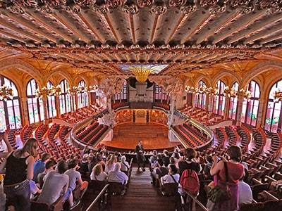 カタルーニャ音楽堂の画像 p1_5