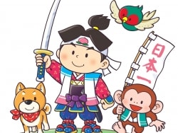 端午の節句に「桃太郎人形」を飾るのはなぜ?