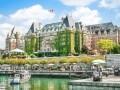 カナダで楽しむ英国文化 ビクトリアのおすすめツアー