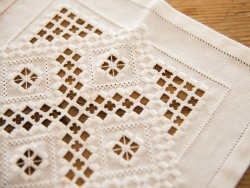 ノルウェーのフィヨルド旅、ハーダンガー刺繍を作ろう