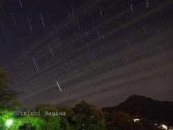 【生活彩るカメラ術10】 星の軌道をきれいに撮る方法