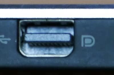 MiniDisplayPort