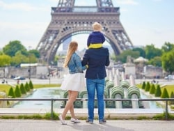 憧れのヨーロッパ!子連れ旅のすすめ【パリ編】