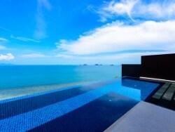 空と海の絶景リゾート、コンラッド・コ・サムイ/タイ