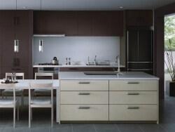 キッチンパネル、タイルetc.キッチン壁材の種類と特徴