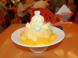 台北で大人気!マンゴーかき氷の店マンゴーチャチャ