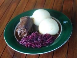 ドイツ料理もっちりじゃがいも団子クヌーデルのレシピ