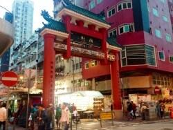 男人街(テンプルストリート)でディープな香港体験