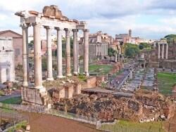 ローマ歴史地区/イタリア・バチカン