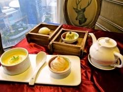 上海流行通信/本格香港飲茶と江南飲茶が大注目!