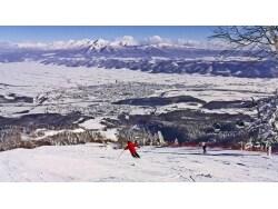これぞ風水スキー!富良野のパワースポットを滑る