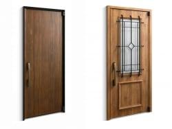 断熱性の高い家に適する玄関ドア/2016.04 新商品
