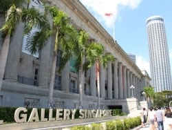 世界最大級!ナショナル ギャラリー シンガポール体験