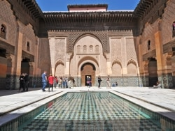 マラケシュ旧市街/モロッコ