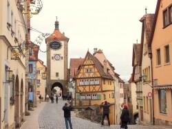街が丸ごと中世のテーマパーク!ローテンブルクの魅力