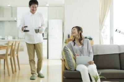 料理や家事を分かち合えるのは、結婚相手としても理想。