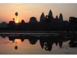 ありのままが魅了する カンボジアの生きている遺跡