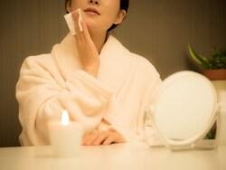 女性の疲れがピークの週中は美容タイムに