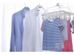 部屋干しの洗濯物など梅雨の家事を楽にするポイント