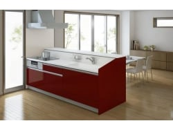 キッチンカラー別・センスよくまとめる床&壁の選び方