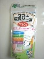 掃除用セスキ炭酸ソーダは100円ショップでも購入できます。