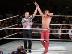 WWEを席巻する日本のプロレス文化