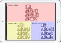 col-sm-12→col-sm-6→col-sm-6