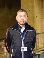 『大谷資料館』館長の鈴木洋夫さん