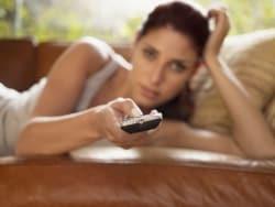 「1日5時間以上のテレビ」で、死亡リスクが2.5倍に!