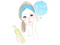 クレンジングの後にダブル洗顔は不要?それとも必要?