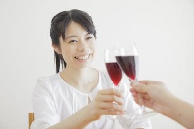 美容効果でお酒を選ぶのも楽しい